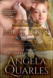 Must Love Series Boxed Set: Time Travel Romances