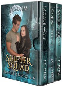 Shifter Squad: Bundle 2