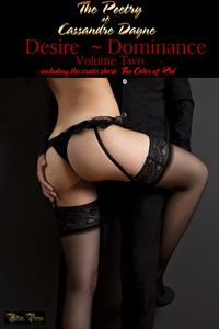 Desire & Dominance Poetry Book