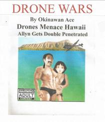 Drone Wars: Allyn Gets Double Penetrated
