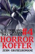 Horror-Koffer 4: Zehn Gruselromane