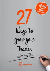 27 Ways To Grow Your Trade Business