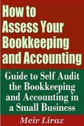 How to Assess Your Bookkeeping and Accounting: Guide to Self Audit the Bookkeeping and Accounting in a Small Business