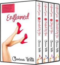 Enflamed - Boxed Set (Erotic New Adult Romance)