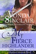 My Fierce Highlander: A Scottish Historical Romance