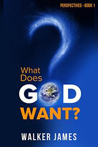 Perspectives - Book 1 - What Does God Want?: Encouragement to fall in love with a Mighty God!