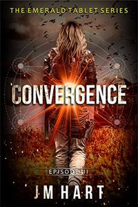 CONVERGENCE: Book three in The Emerald Tablet Series