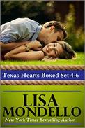 Texas Hearts Boxed Set 4-6: A Western Romance Anthology