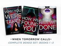 When Tomorrow Calls: A Futuristic Dystopian Thriller Series: Complete Boxed Set