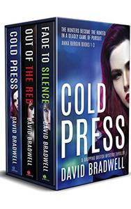 Anna Burgin Gripping British Mystery Thriller Series: Books 1-3