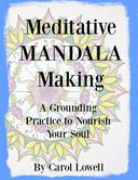 Meditative Mandala Making