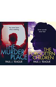 The Murder Place & The Forgotten Children: Don't Tell Meg Trilogy Books 2 & 3