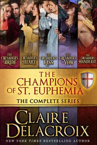 The Champions of St. Euphemia Boxed Set