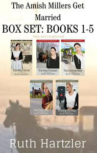The Amish Millers Get Married: Box Set: Books 1- 5