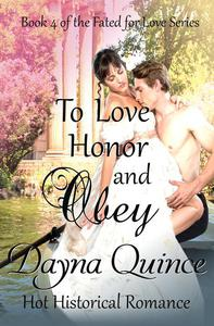 To Love, Honor, and Obey...