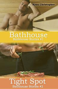 Bathhouse Stories Series Box Set Books 1 & 2