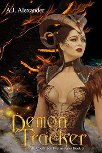 Demon Tracker: 3rd book in 'The Council Of Twelve' series