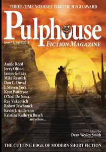 Pulphouse Fiction Magazine Issue #2