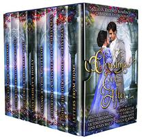 Christmas Ever After - A Clean Regency Romance Christmas Anthology: 8 Delightful Clean Regency Romances