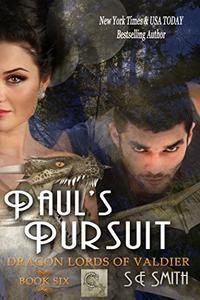 Paul's Pursuit: Dragon Lords of Valdier: Book 6: Science Fiction Romance