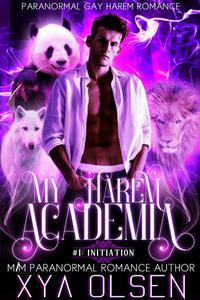 Initiation (My Harem Academia, #1)