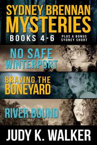 The Sydney Brennan Mystery Series: Books 4-6