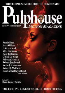Pulphouse Fiction Magazine Issue #7