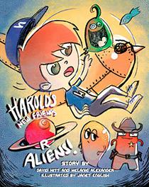 Harold's New Friends R Aliens!: Ep 1. The Bullies and the Billy-Cart