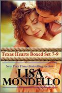 Texas Hearts Boxed Set 7-9: A Western Romance Anthology