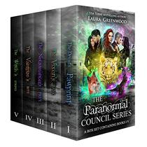 The Paranormal Council Complete Series: Books 1-5