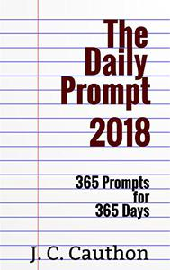 The Daily Prompt 2018