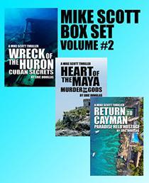 Mike Scott Box-Set 4-6