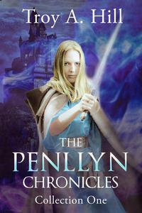 The Penllyn Chronicles Collection 1: The Prequel to The Cup of Blood Series