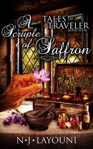 A Scruple of Saffron. (A novella)