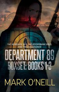 Department 89 Series Books 1-3 Boxset