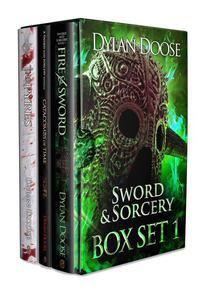 Sword and Sorcery Box Set 1