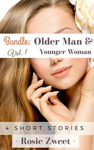 Bundle: Older Man & Younger Woman Vol. 1 (4 short stories)