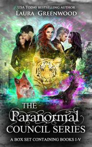 The Paranormal Council Complete Series