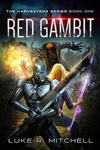 Red Gambit: A Paranormal Sci-fi Adventure