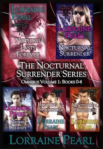 The Nocturnal Surrender Series Omnibus: Volume 1 Books 0-4