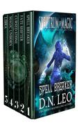 Spectrum of Magic Complete Series: Spell Breaker - Fate Shifter - Cursed Stone - Magic Unborn