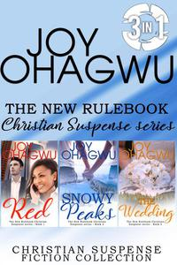 The New Rulebook Christian Suspense Collection (Books 1-3)