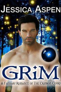 Grim: A Fantasy Romance of the Crimson Court