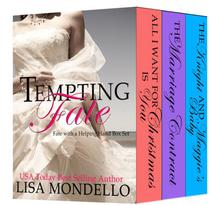 Tempting Fate (BOXED SET 1-3): a contemporary wedding romance