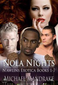 Nola Nights - N'awlins Exotica Boxset