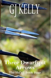 Three Dwarfspit Arrows