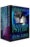 A Shade of Mind Complete Series: Random Psychic - Forever Mortal - Elusive Beings - Imperfect Divine
