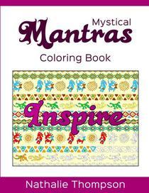 Mystical Mantras Coloring Book