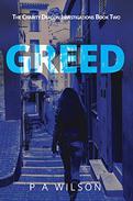 Greed: A Female Private Investigator Mystery series