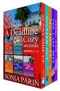 Eve Lloyd's A Deadline Cozy Mystery - Books 1 to 5